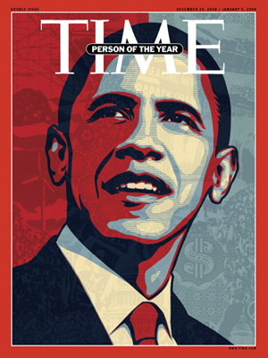 TIME's Person of the Year 2008