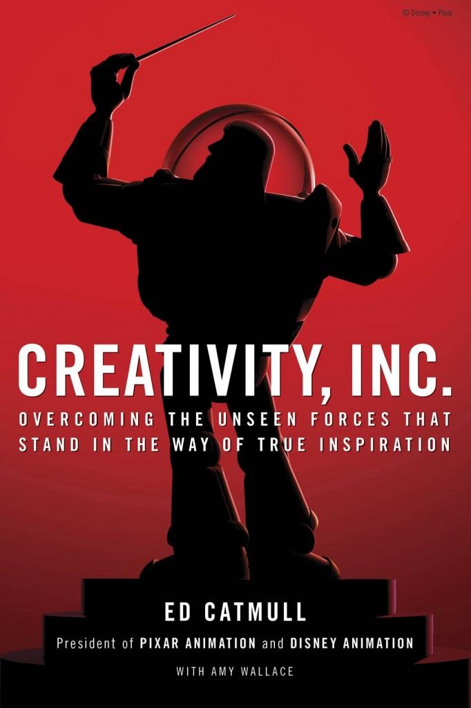 Creativity Inc - Cover