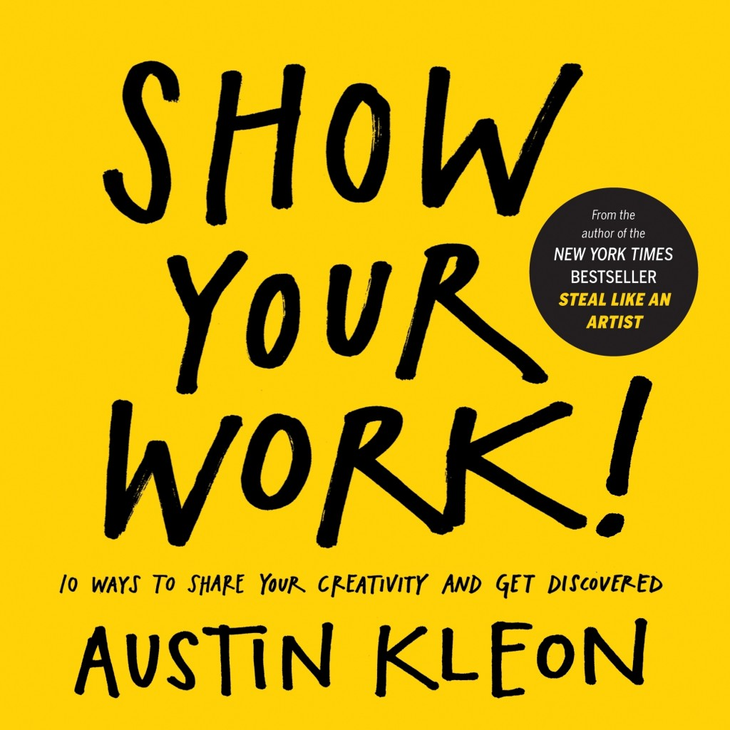 Show Your Work - Cover