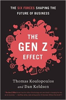 The Gen Z Effect - Cover