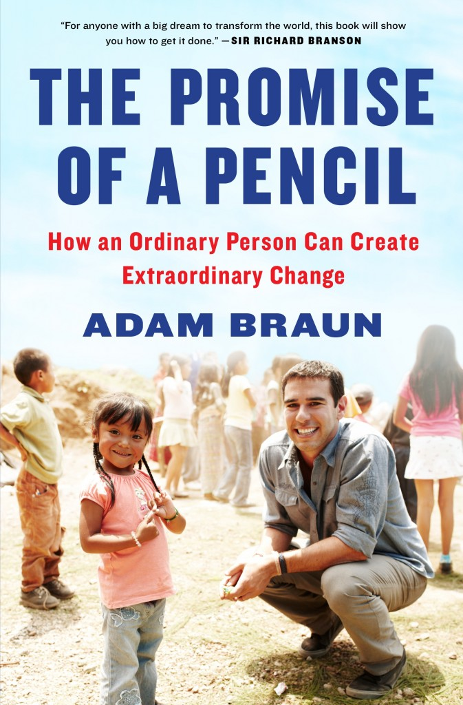 The Promise of a Pencil - Cover