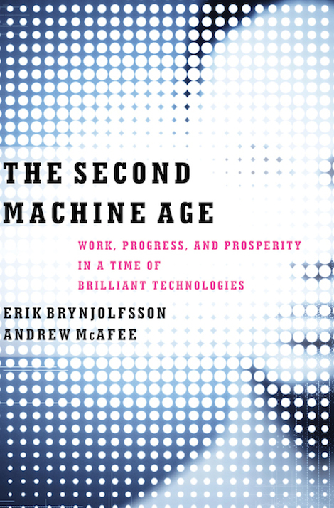 The Second Machine Age - Cover 2