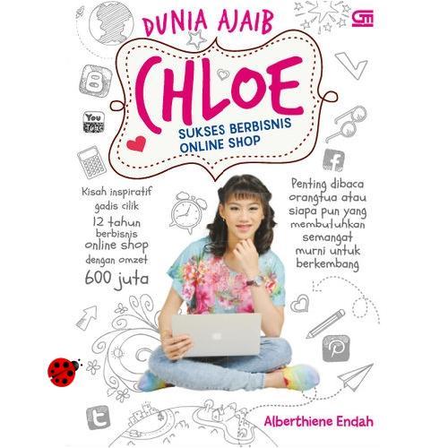 Chloe - Sukses Berbisnis Online