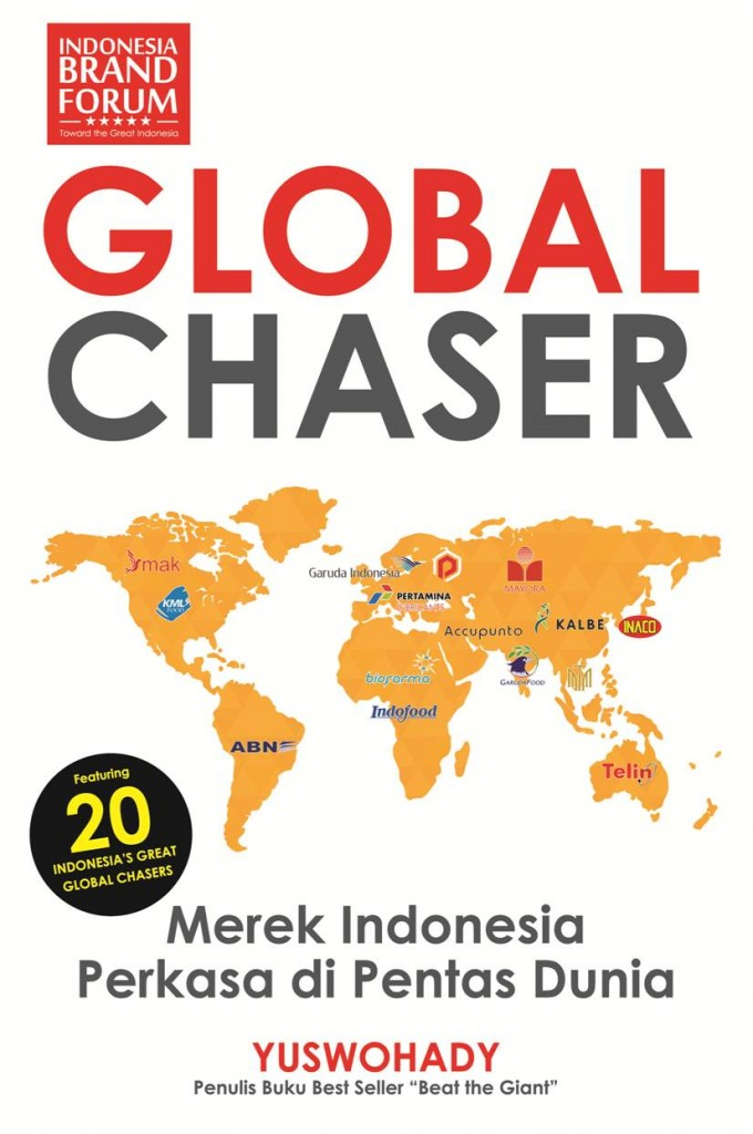 Cover Global Chaser - Front