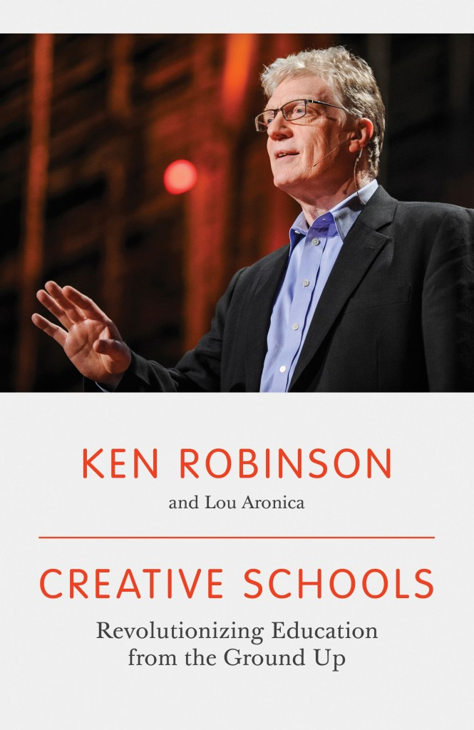 Creative Schools - Book Cover
