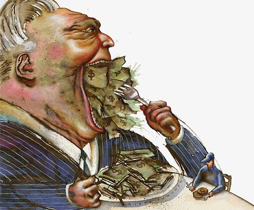 Money Greedy
