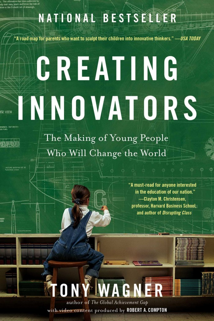 Creating Innovators - Book Cover