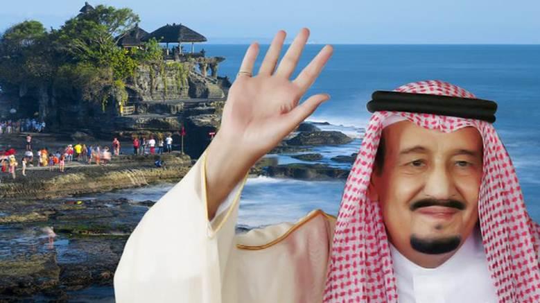 Raja Salman dan Bali 2