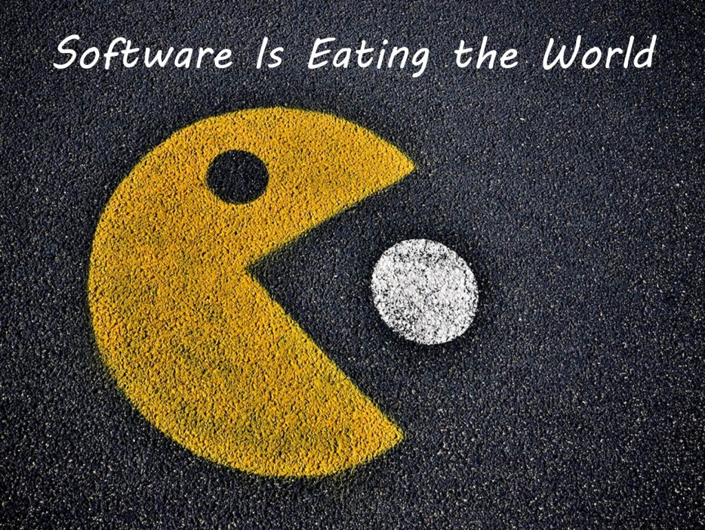 Software Is Eating the World - Final