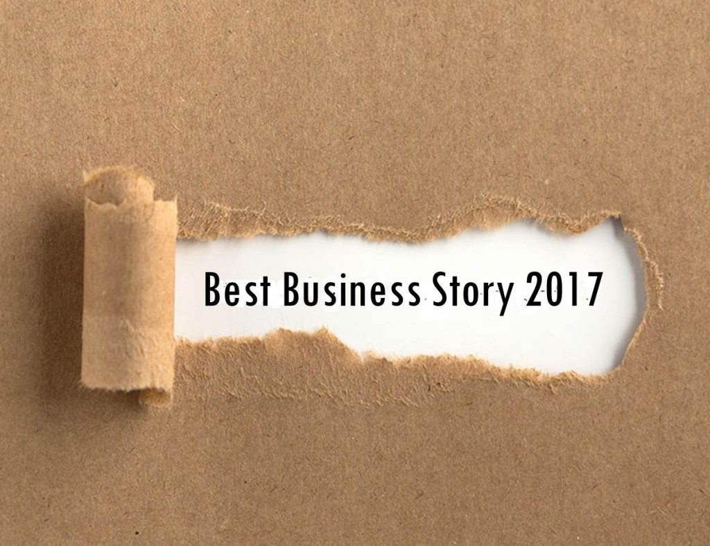 Best Business Story 2017 - New