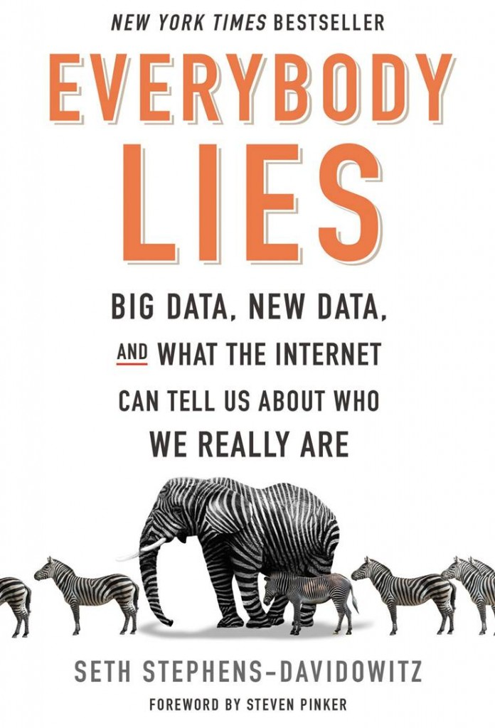 Everybody Lies - Book Cover New