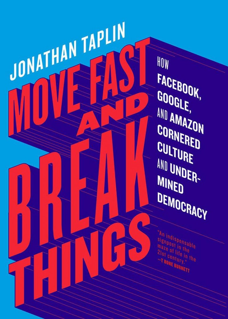 Move Fast and Break Things - Book Cover New