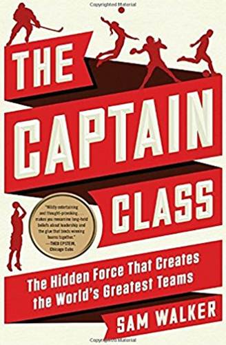 The Captain Class - Book Cover New