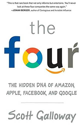 The Four - Book Cover New