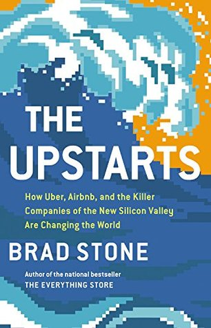 The Upstarts - Book Cover