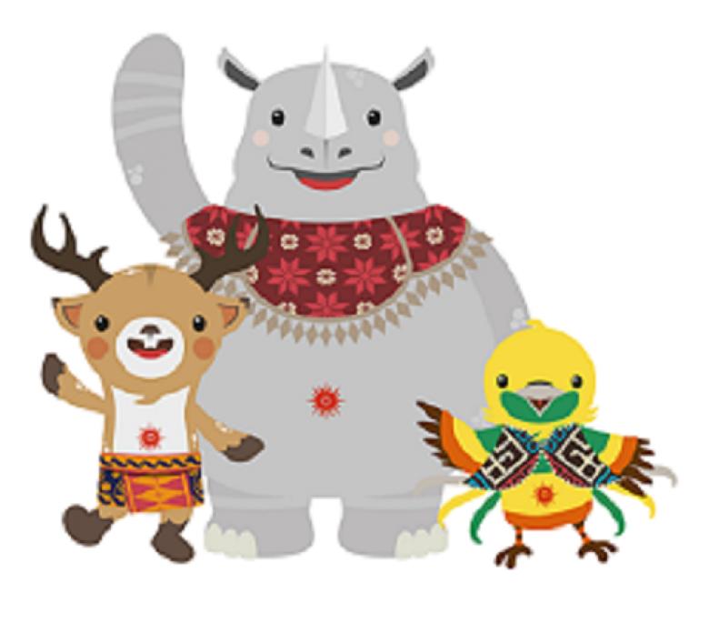 Mascot Asian Games 2018