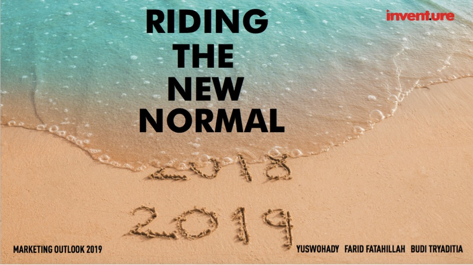 Cover Riding the New Normal