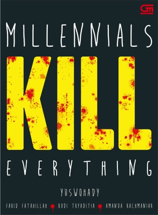 Cover Millennials Kill Everything