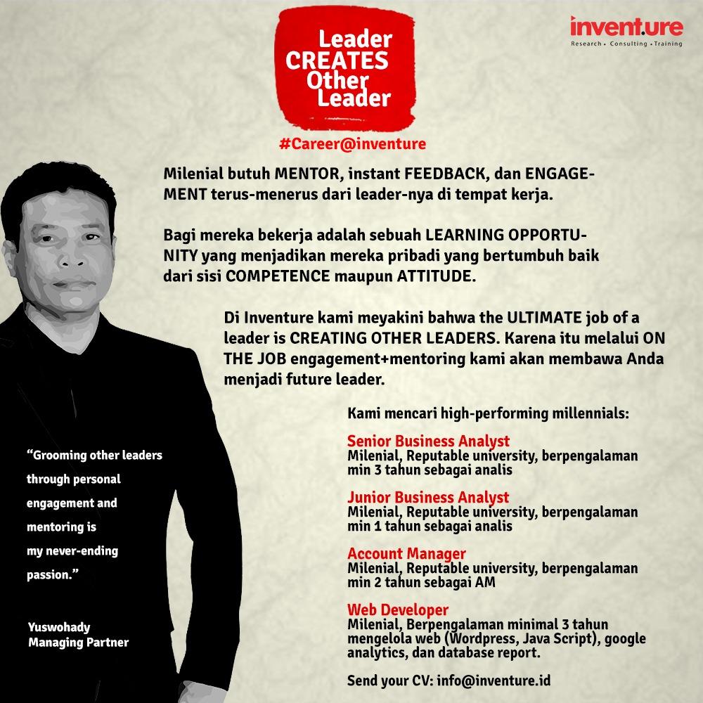 Leader Creates Leader