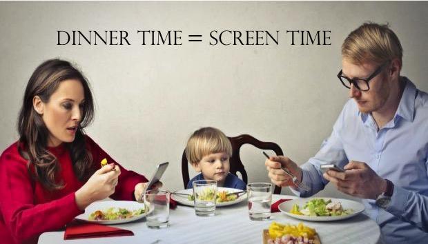 Millennials Kill Family Time