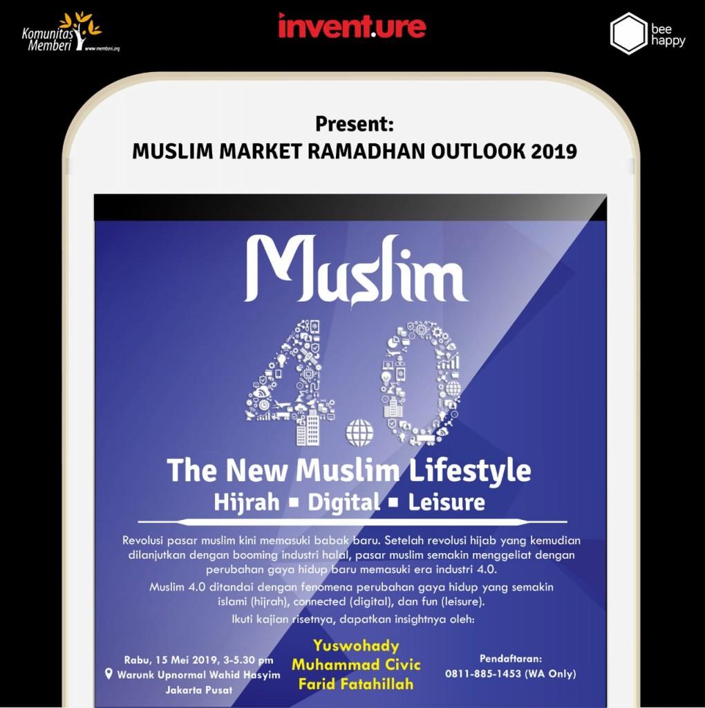 Muslim 4.0 Flyer